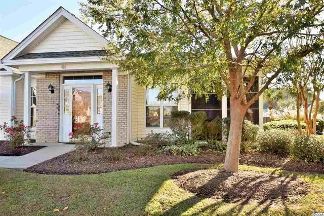 418 Warrington Way #418, Murrells Inlet, SC 29576 (MLS #2024443) :: Jerry Pinkas Real Estate Experts, Inc