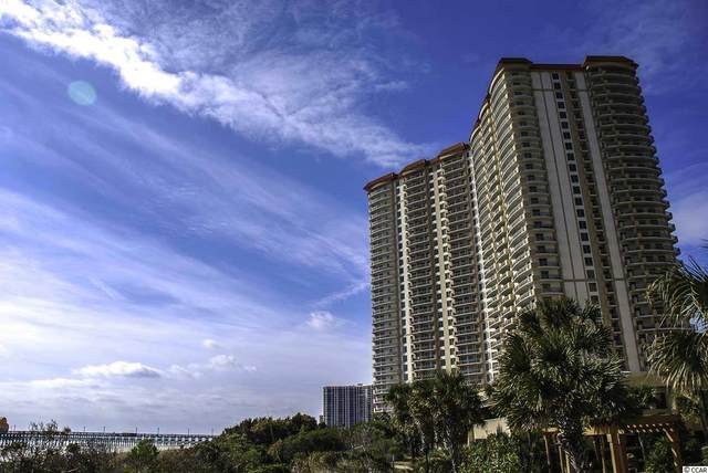 8500 Margate Circle #1602, Myrtle Beach, SC 29572 (MLS #2024452) :: Welcome Home Realty