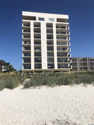 2609 S Ocean Blvd. S #403, North Myrtle Beach, SC 29582 (MLS #2024460) :: Duncan Group Properties