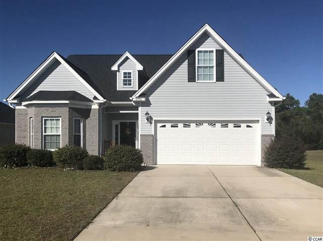 2706 Canvasback Trail, Myrtle Beach, SC 29588 (MLS #2024461) :: The Litchfield Company