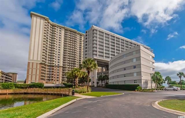 9840 Queensway Blvd. #1504, Myrtle Beach, SC 29572 (MLS #2024463) :: Duncan Group Properties