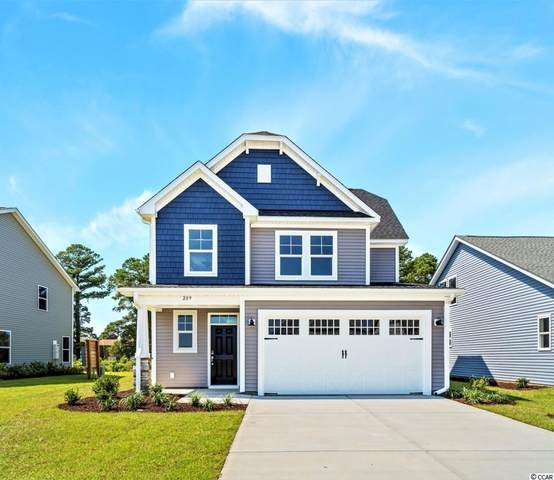 275 Goldenrod Circle, Little River, SC 29566 (MLS #2024486) :: Duncan Group Properties