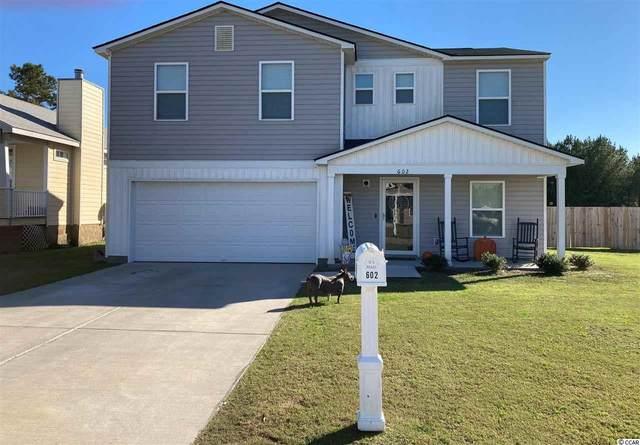 602 Deborah Ct., Johnsonville, SC 29555 (MLS #2024508) :: Garden City Realty, Inc.