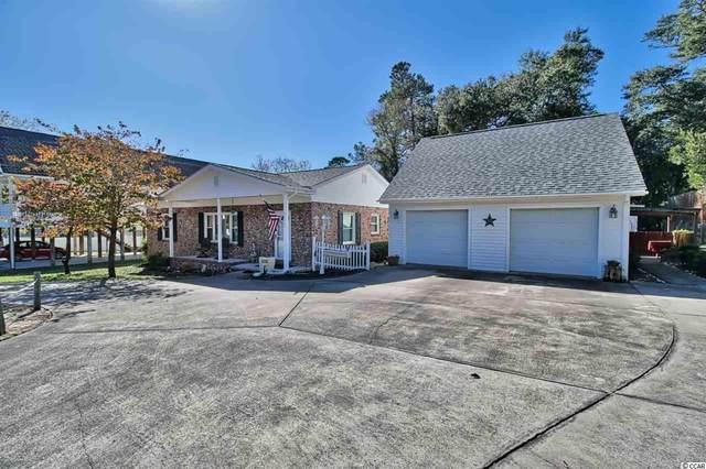 4406 Lakeside Dr., Little River, SC 29566 (MLS #2024528) :: Armand R Roux   Real Estate Buy The Coast LLC