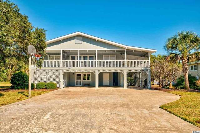 297 Windover Dr., Pawleys Island, SC 29585 (MLS #2024541) :: Duncan Group Properties