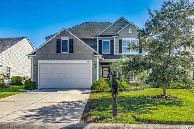 36 Saltwind Loop, Murrells Inlet, SC 29576 (MLS #2024545) :: The Hoffman Group