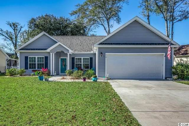 319 Pickney Ct., Conway, SC 29526 (MLS #2024561) :: Coastal Tides Realty