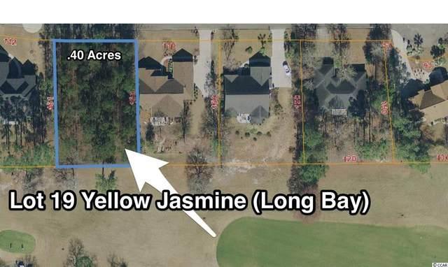 1073 Yellow Jasmine Dr., Longs, SC 29568 (MLS #2024562) :: The Lachicotte Company