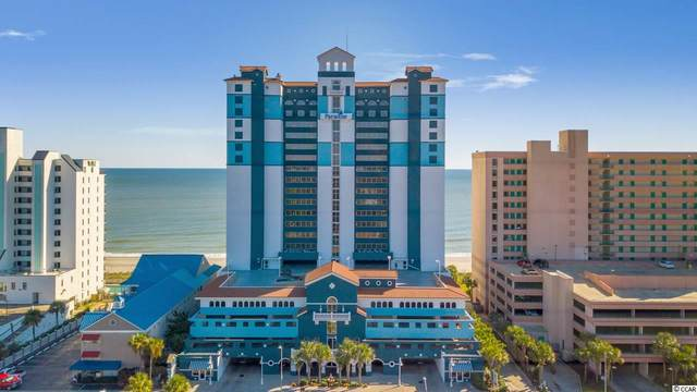 2201 S Ocean Blvd. #304, Myrtle Beach, SC 29577 (MLS #2024568) :: The Greg Sisson Team with RE/MAX First Choice