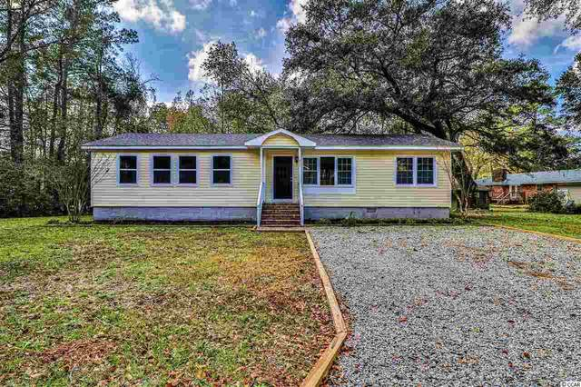 807 Johnson St., Conway, SC 29527 (MLS #2024573) :: The Litchfield Company