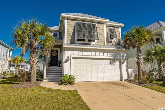 544 Chanted Dr., Murrells Inlet, SC 29576 (MLS #2024580) :: Armand R Roux | Real Estate Buy The Coast LLC