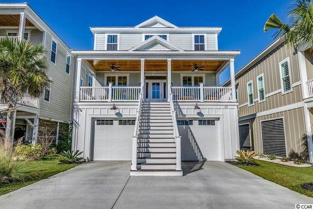 65 Enclave Pl., Pawleys Island, SC 29585 (MLS #2024593) :: The Litchfield Company