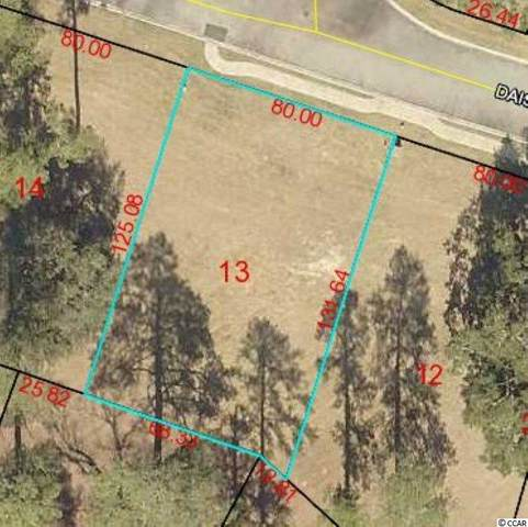 13 Daisy Bank Circle, Georgetown, SC 29440 (MLS #2024596) :: Garden City Realty, Inc.
