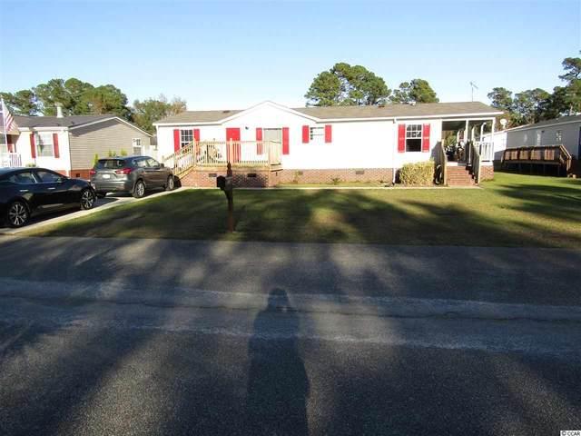 3136 Lyndon Dr., Little River, SC 29566 (MLS #2024605) :: Armand R Roux | Real Estate Buy The Coast LLC