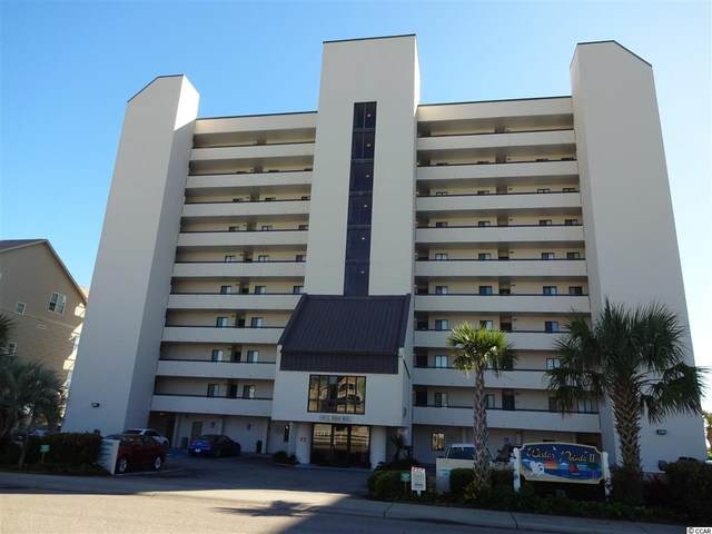 4111 S Ocean Blvd. #604, North Myrtle Beach, SC 29582 (MLS #2024624) :: Armand R Roux | Real Estate Buy The Coast LLC