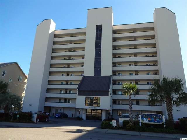 4111 S Ocean Blvd. #901, North Myrtle Beach, SC 29582 (MLS #2024631) :: Armand R Roux | Real Estate Buy The Coast LLC