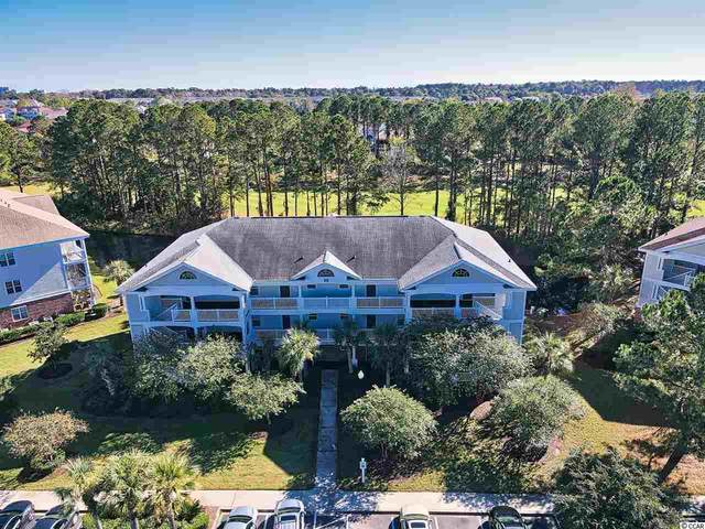 5825 Catalina Dr. #911, North Myrtle Beach, SC 29582 (MLS #2024633) :: Armand R Roux | Real Estate Buy The Coast LLC