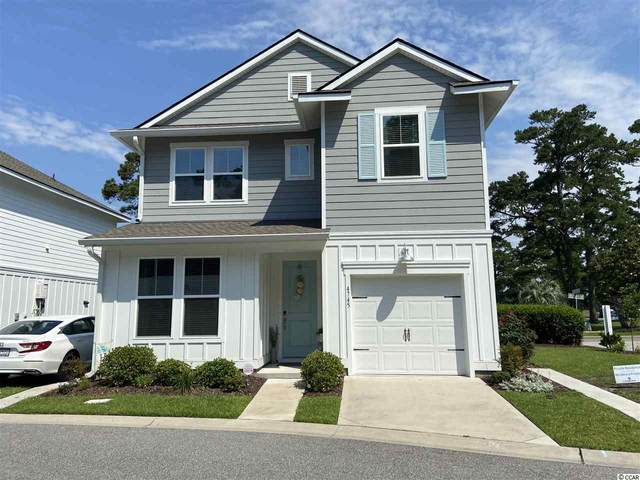 4745 Seclusion Ln., Myrtle Beach, SC 29577 (MLS #2024645) :: Garden City Realty, Inc.