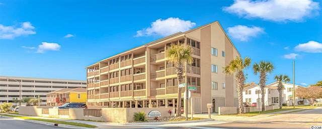 2700 S Ocean Blvd. D-2, North Myrtle Beach, SC 29582 (MLS #2024654) :: Duncan Group Properties