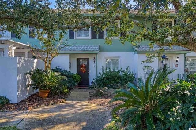 303 72nd Ave. N #2, Myrtle Beach, SC 29572 (MLS #2024656) :: The Lachicotte Company