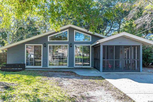713 Maple Dr., Surfside Beach, SC 29575 (MLS #2024662) :: James W. Smith Real Estate Co.
