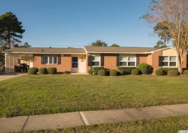 541 Mockingbird Ave. #541, Myrtle Beach, SC 29577 (MLS #2024725) :: Duncan Group Properties