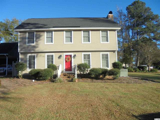1200 Bryant St., Marion, SC 29571 (MLS #2024739) :: Welcome Home Realty