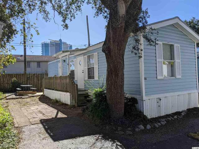 412 2nd Ave. S, Myrtle Beach, SC 29577 (MLS #2024747) :: Armand R Roux | Real Estate Buy The Coast LLC
