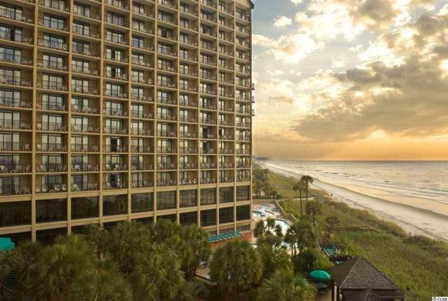4800 S Ocean Blvd. #1004, North Myrtle Beach, SC 29582 (MLS #2024748) :: The Hoffman Group