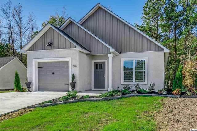 516 Truitt Dr., Longs, SC 29568 (MLS #2024766) :: Right Find Homes