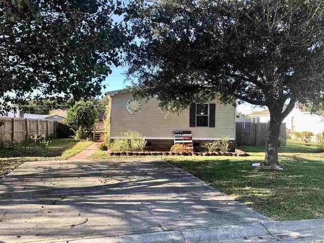 8558 Edgewood Dr., Myrtle Beach, SC 29588 (MLS #2024771) :: Armand R Roux | Real Estate Buy The Coast LLC