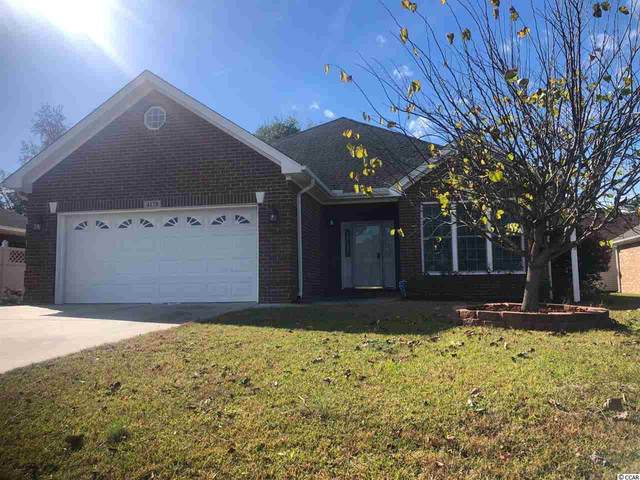 4178 Fairway Dr., Little River, SC 29566 (MLS #2024795) :: The Litchfield Company