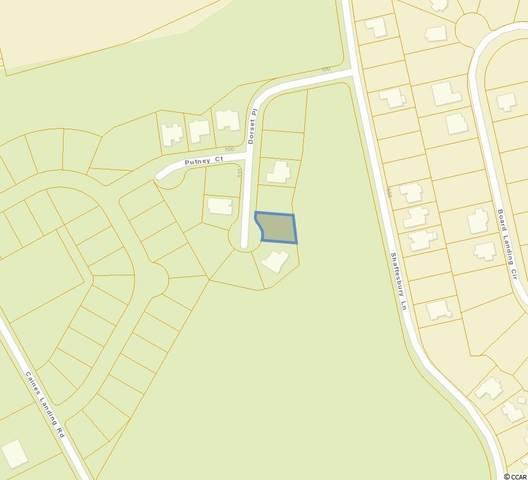117 Dorset Pl., Conway, SC 29526 (MLS #2024798) :: Garden City Realty, Inc.