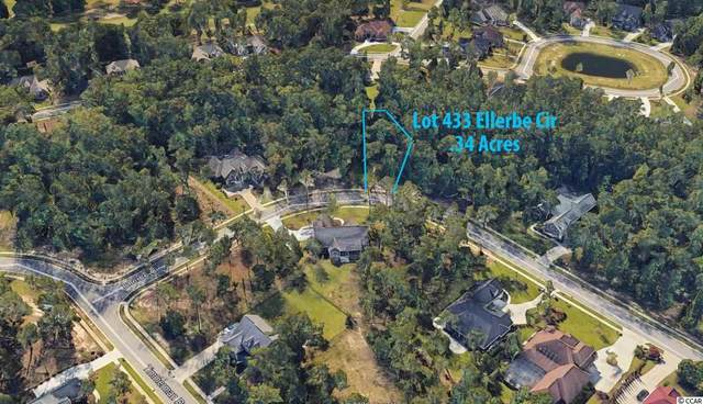 Lot 433 Ellerbe Circle, Myrtle Beach, SC 29588 (MLS #2024813) :: Coastal Tides Realty