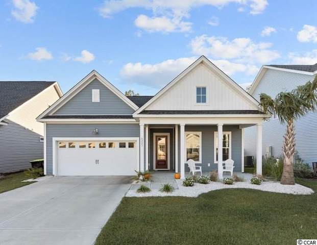 6223 Chadderton Circle, Myrtle Beach, SC 29579 (MLS #2024814) :: The Hoffman Group
