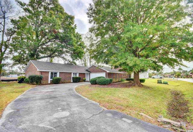 1030 Plantation Dr., Myrtle Beach, SC 29575 (MLS #2024822) :: Grand Strand Homes & Land Realty