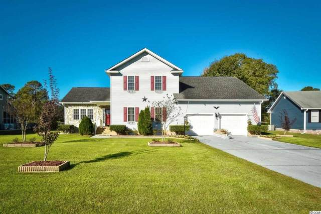 109 St. Andrews Ln., Myrtle Beach, SC 29588 (MLS #2024828) :: James W. Smith Real Estate Co.