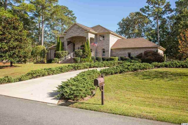 282 Crooked Gulley Circle, Sunset Beach, NC 28468 (MLS #2024833) :: Coldwell Banker Sea Coast Advantage
