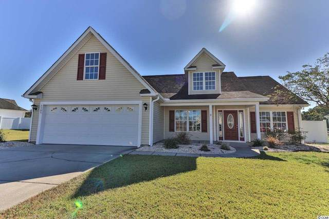 1105 Pecan Grove Blvd., Conway, SC 29527 (MLS #2024845) :: The Litchfield Company