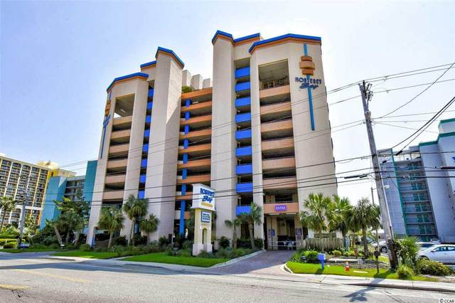 6804 Ocean Blvd. N #431, Myrtle Beach, SC 29572 (MLS #2024854) :: The Litchfield Company
