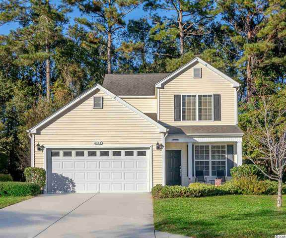 4348 Red Rooster Ln., Myrtle Beach, SC 29579 (MLS #2024856) :: Duncan Group Properties