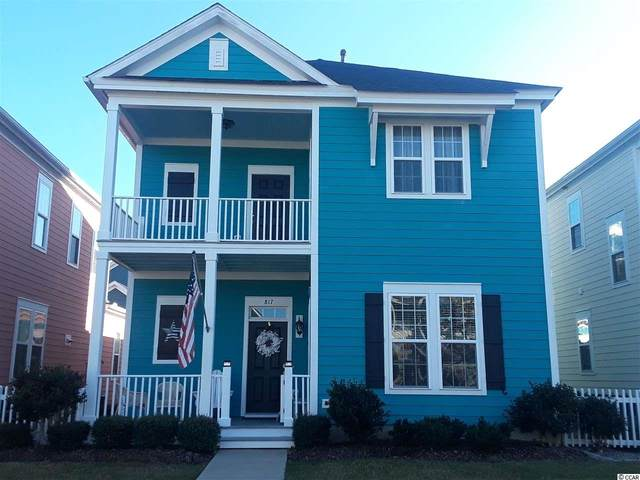 817 Pancho St., Myrtle Beach, SC 29577 (MLS #2024904) :: Armand R Roux | Real Estate Buy The Coast LLC