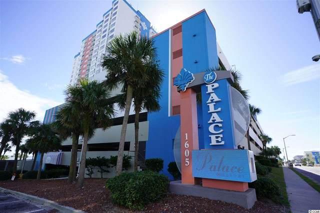 1605 S Ocean Blvd. Unit 1801, Myrtle Beach, SC 29577 (MLS #2024906) :: Duncan Group Properties