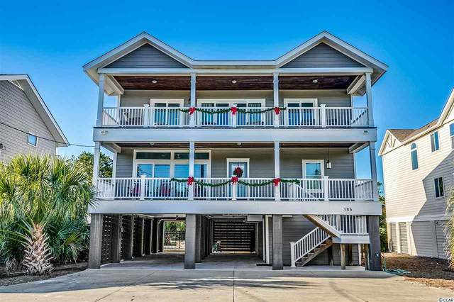 386 Norris Dr., Pawleys Island, SC 29585 (MLS #2024908) :: The Litchfield Company