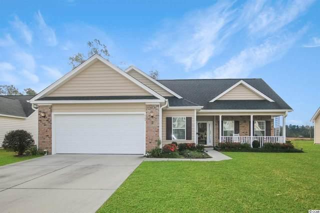 604 Fieldwoods Dr., Conway, SC 29526 (MLS #2024918) :: Duncan Group Properties