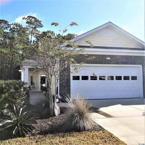 642 Misty Hammock Dr. #74, Murrells Inlet, SC 29576 (MLS #2024922) :: Jerry Pinkas Real Estate Experts, Inc