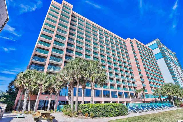 2207 S Ocean Blvd. S #809, Myrtle Beach, SC 29577 (MLS #2024941) :: Dunes Realty Sales