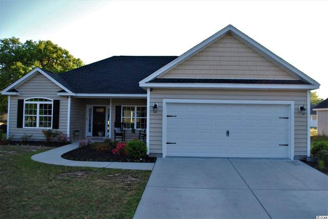 412 South Oaks Dr., Conway, SC 29527 (MLS #2024948) :: The Litchfield Company