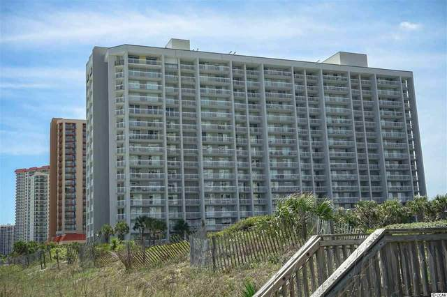 9820 Queensway Blvd. #401, Myrtle Beach, SC 29572 (MLS #2024955) :: Garden City Realty, Inc.