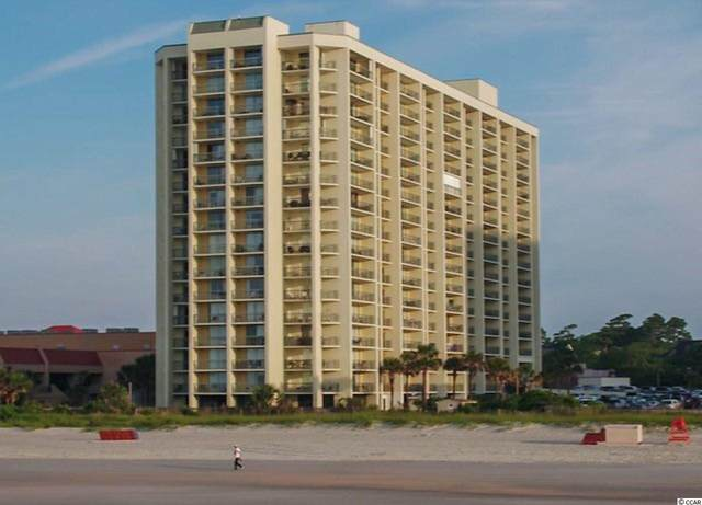 9820 Queensway Blvd. #206, Myrtle Beach, SC 29572 (MLS #2024956) :: The Lachicotte Company
